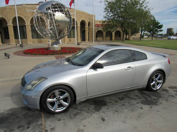>>> $995 DOWN *** 2004 INFINITI G35 COUPE *** WE FINANCE...