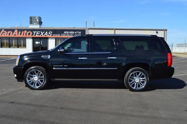 2010 Cadillac Escalade ESV AWD Premium #5532
