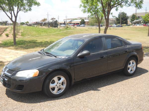 >>> $500 DOWN *** 2004 DODGE STRATUS *** ONLY 68K MILES ***...