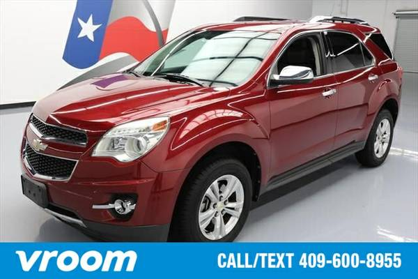 2011 Chevrolet Equinox LTZ 7 DAY RETURN / 3000 CARS IN STOCK