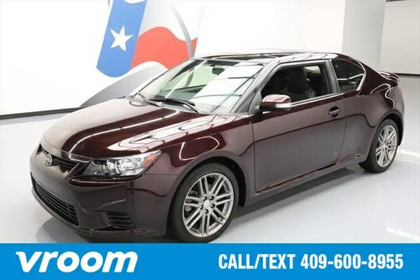 2013 Scion tC 7 DAY RETURN / 3000 CARS IN STOCK