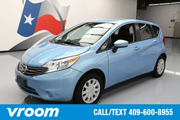 2015 Nissan Versa Note 7 DAY RETURN / 3000 CARS IN STOCK