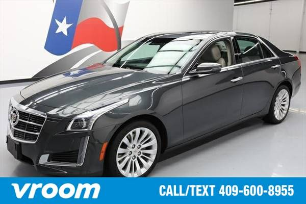 2014 Cadillac CTS 3.6L Performance 7 DAY RETURN / 3000 CARS IN STOCK