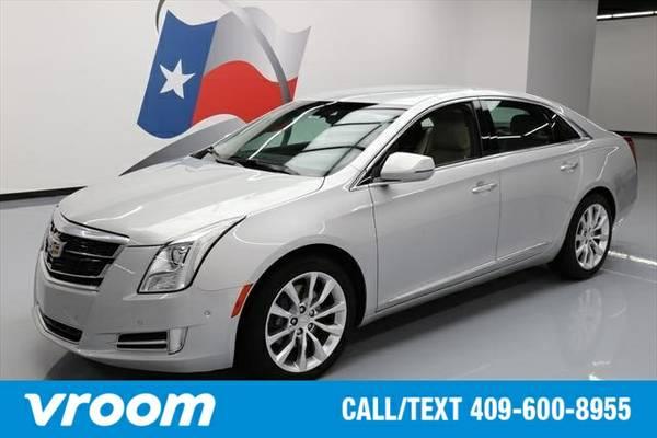 2016 Cadillac XTS Luxury 4dr Sedan Sedan 7 DAY RETURN / 3000 CARS IN S