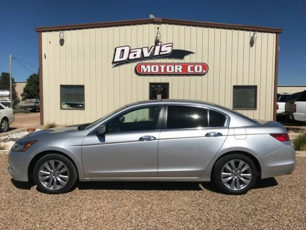 2012 Honda Accord V6 Auto EX Sunroof 1 Owner 38K Miles Clean CarFax...