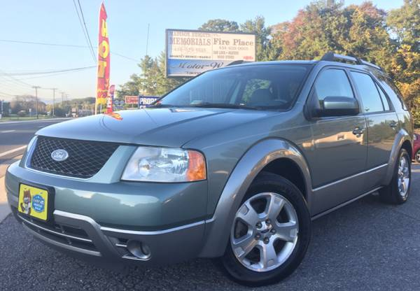 2005 Ford Freestyle SEL AWD 158K!! CARFAX!! WARRANTY INCLUDED!!