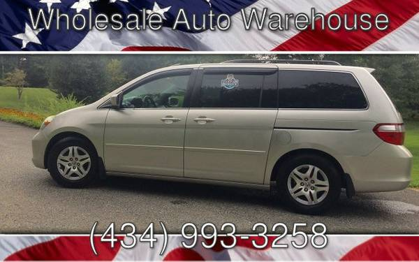 1-Owner (stock 1565) 2007 Honda Odyssey EX-L Loaded