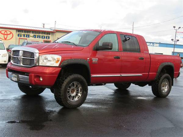 2007 Dodge Ram 3500 Crew Cab Pickup Laramie - Contact Dealer