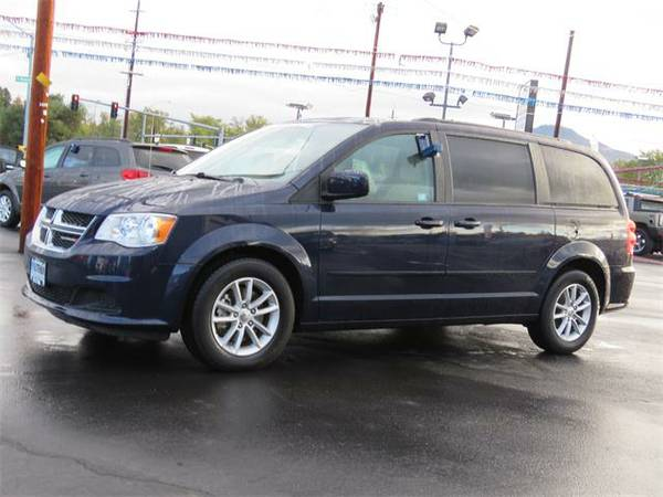 2016 Dodge Grand Caravan Mini-van, Passenger SXT - Contact Dealer