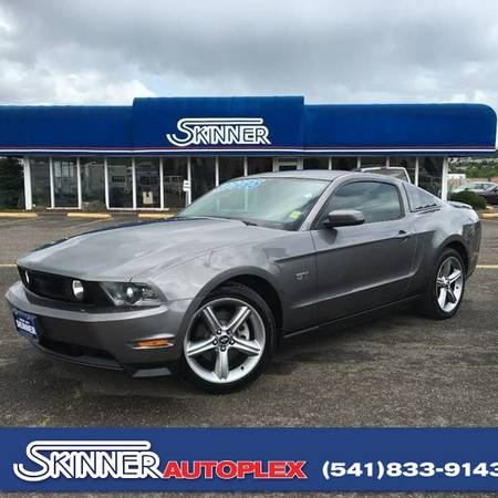 2010 Ford Mustang GT 2dr Coupe Coupe Mustang Ford