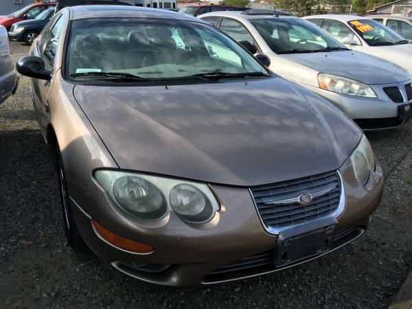 2001 Chrysler 300