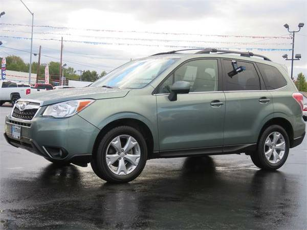 2014 Subaru Forester Sport Utility 2.5i Limited - Contact Dealer