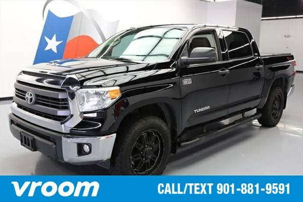2015 Toyota Tundra SR5 4dr CrewMax 7 DAY RETURN / 3000 CARS IN STOCK