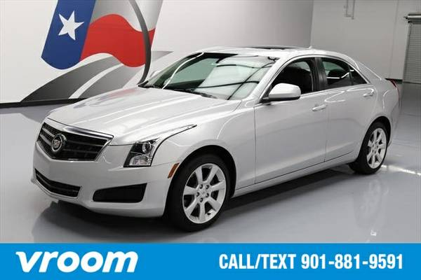 2013 Cadillac ATS 2.0L Turbo 7 DAY RETURN / 3000 CARS IN STOCK