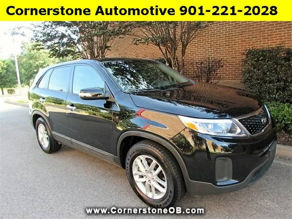 SAVE $2011 OFF RETAIL!!! 2015 Kia Sorento LX - The Kelly Blue Book Fai