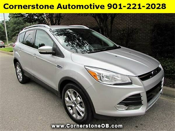 SAVE $5000 OFF RETAIL!!! 2015 Ford Escape Titanium - The NADA Retail p