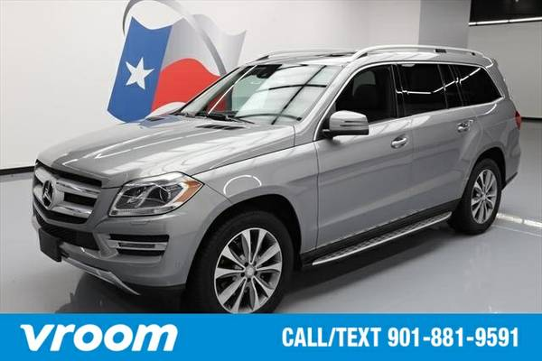 2014 Mercedes-Benz GL-Class GL450 4MATIC® 7 DAY RETURN / 3000...