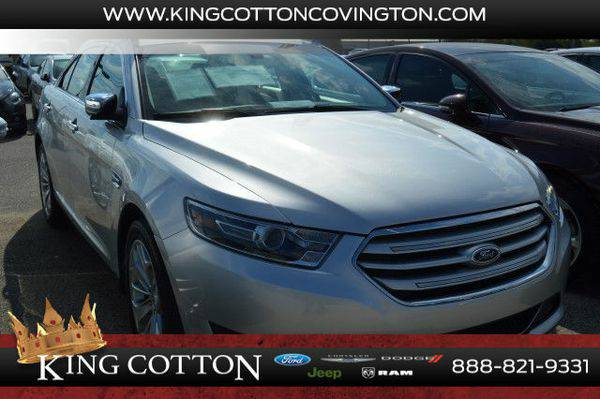 2016 *Ford* *Taurus* Limited -BAD CREDIT NO PROBLEM!