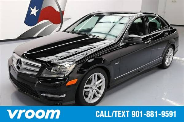 2012 Mercedes-Benz C-Class C250 Sport 4dr Sedan Sedan 7 DAY RETURN / 3