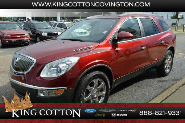 2010 *Buick* *Enclave* 2XL -BAD CREDIT NO PROBLEM!