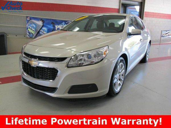 2014 *Chevrolet* *Malibu* 1LT Leroy Butler Lifetime Powertrain