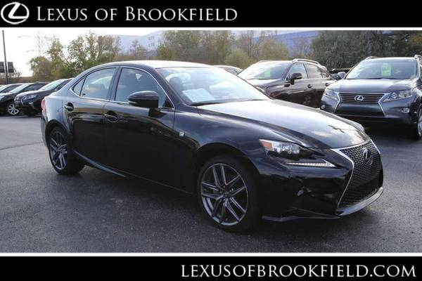 2014 Lexus IS 250 F Sport Sedan IS 250 Lexus