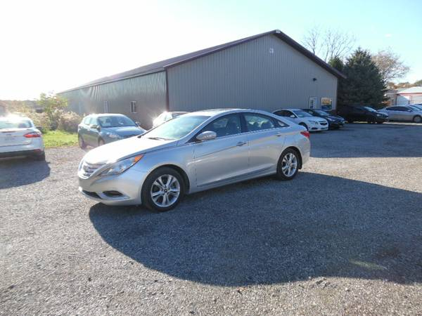 2013 Hyundai Sonata Limited - Only 4,774 miles
