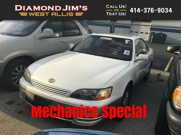 1996 Lexus ES 300 Base 4dr Sedan