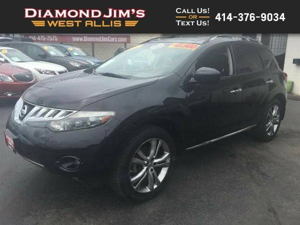 2009 Nissan Murano LE AWD 4dr SUV