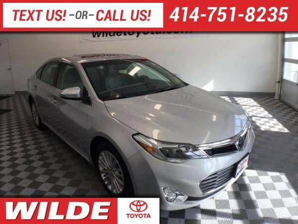 2013 Toyota Avalon Hybrid 4dr Sdn Limited (Natl) Sedan Avalon Hybrid...