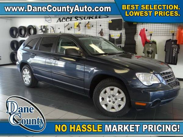 2008 *Chrysler Pacifica* LX - Chrysler Blue