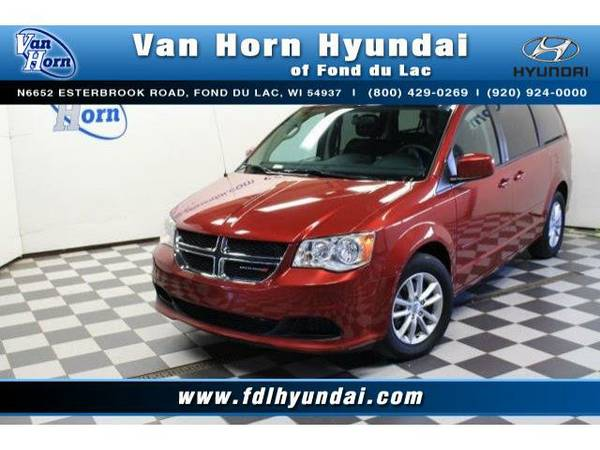 2014 *Dodge Grand Caravan* SXT - Dodge-Financing for Everyone
