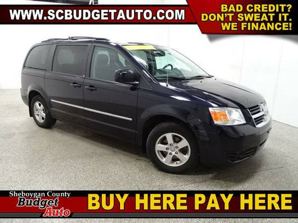 2010 *Dodge Grand Caravan* SXT BUY HERE and PAY HERE!