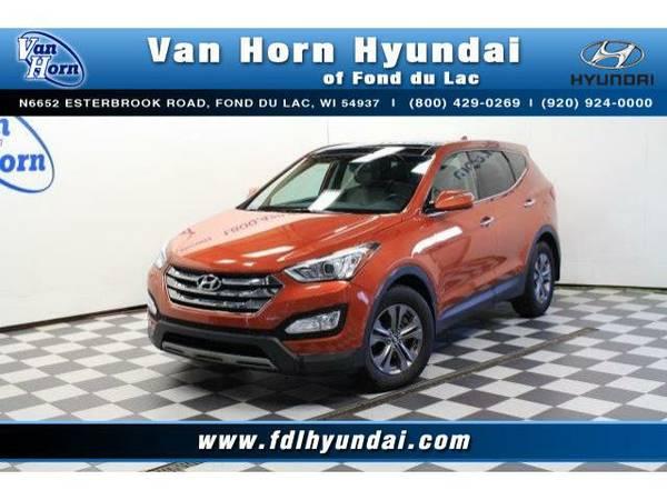 2013 *Hyundai Santa Fe* Sport AWD w/ Technology Pkg -...