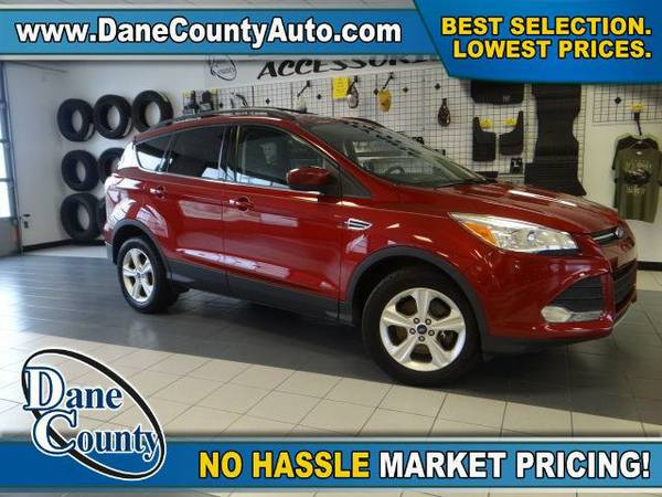 2013 *Ford Escape* SE - Ford Ruby Red Tinted Clearcoat