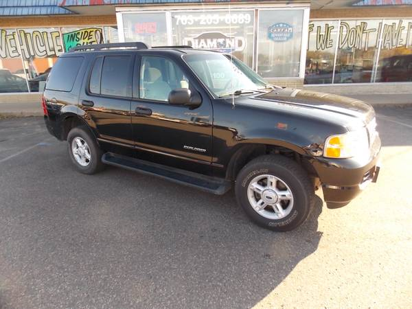 2005 Ford Explorer Xlt(1 Owner) XLT 4.0L 4WD ONE OWNER/ SUNROOF