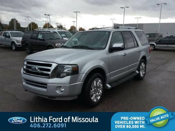 2011 Ford Expedition LIMITED (You Save $1,464 Below KBB Retail)