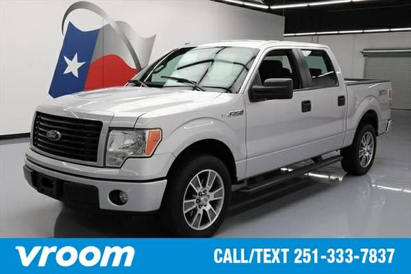 2014 Ford F-150 STX 4dr SuperCrew 7 DAY RETURN / 3000 CARS IN STOCK