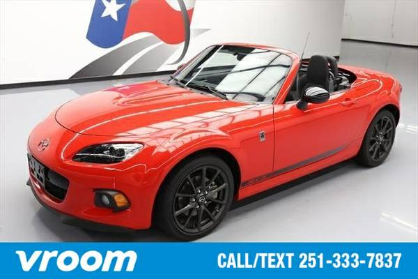 2013 Mazda MX-5 Miata Club 7 DAY RETURN / 3000 CARS IN STOCK