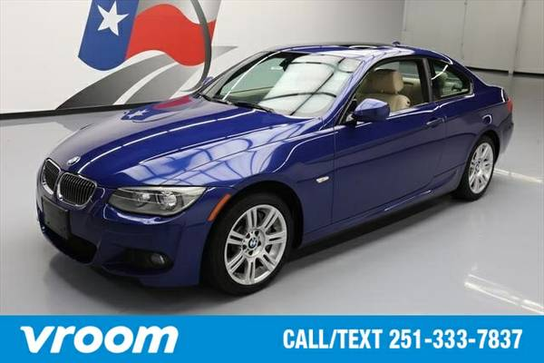 2012 BMW 335 335i xDrive 2dr Coupe AWD Coupe 7 DAY RETURN / 3000 CARS