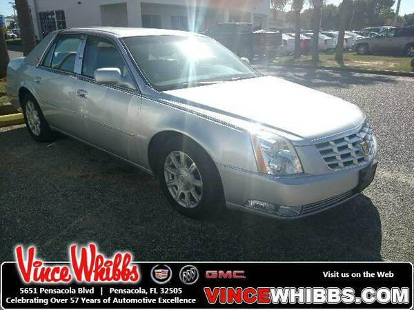 2011 Cadillac DTS 4dr Car 4dr Sdn Base only 38,802 miles