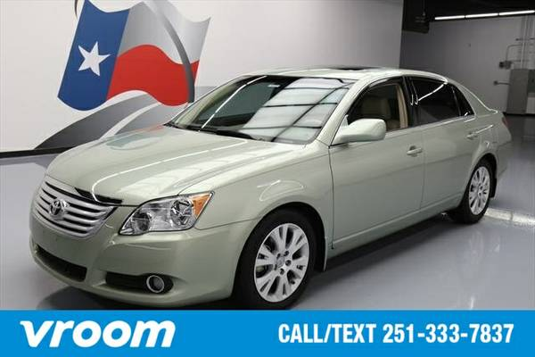 2008 Toyota Avalon 7 DAY RETURN / 3000 CARS IN STOCK