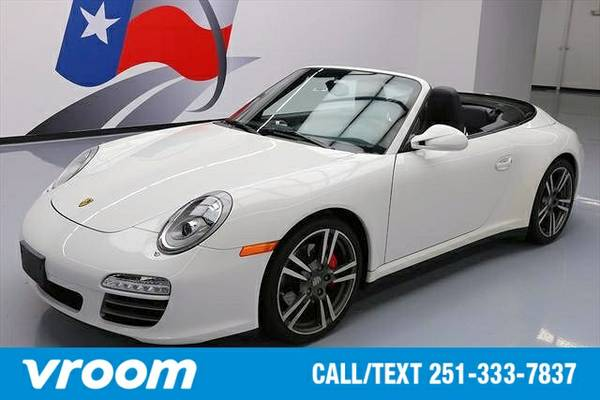 2012 Porsche 911 Turbo S 7 DAY RETURN / 3000 CARS IN STOCK