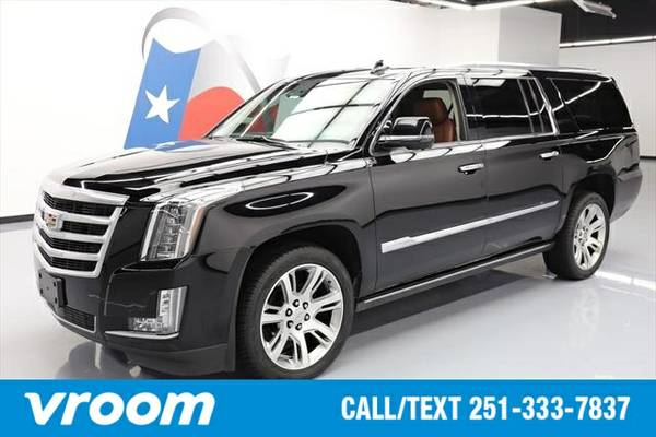 2015 Cadillac Escalade ESV Premium 7 DAY RETURN / 3000 CARS IN STOCK