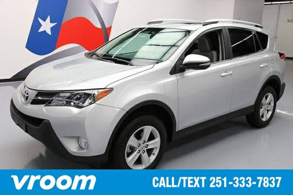 2013 Toyota RAV4 XLE 4dr SUV AWD 7 DAY RETURN / 3000 CARS IN STOCK