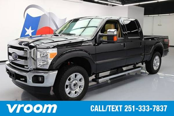 2016 Ford F-250 Lariat 4dr Crew Cab 4WD 7 DAY RETURN / 3000 CARS IN ST