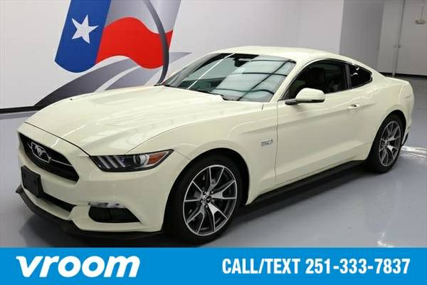 2015 Ford Mustang GT 50 Years Limited Edition 7 DAY RETURN / 3000 CARS