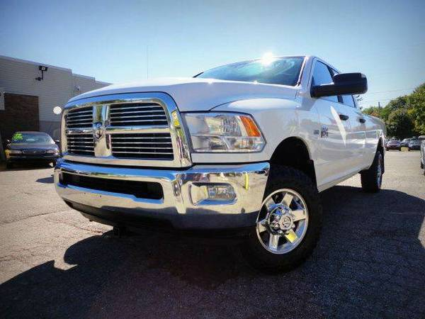 * 2010 Dodge RAM 2500 4x4 * Quad Cab, Long Box
