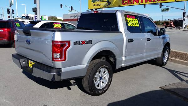 2015 Used Ford XLT Supercrew 4x4