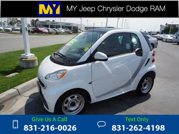 2015 *Smart* *Fortwo* *Passion* 12 miles